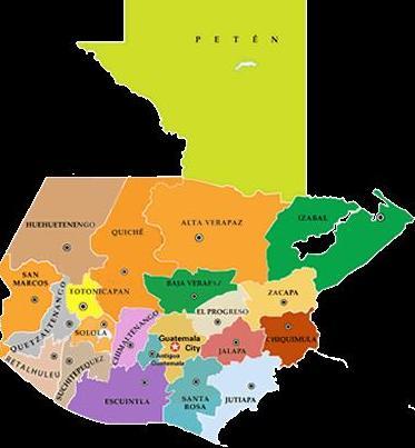 guatemala-mapa-politico