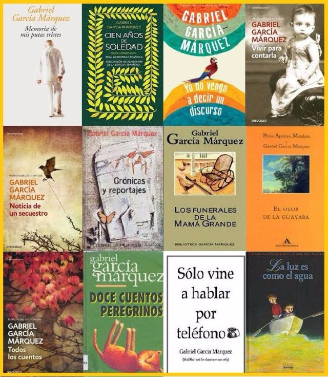 Todos los cuentos gabriel garc a m rquez descargar libro for Cuentos de gabriel garcia marquez
